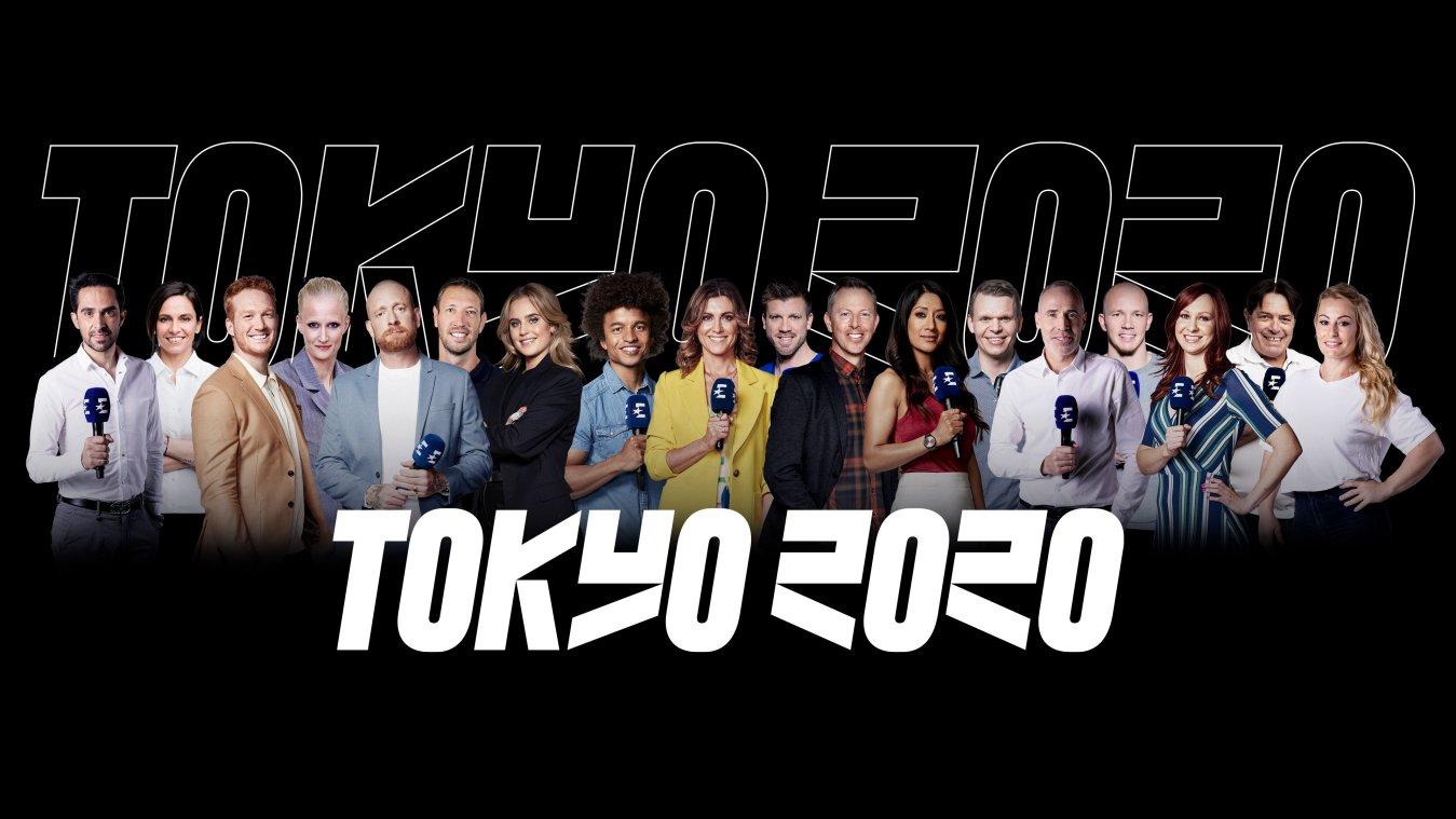 Discovery+, 145 star dello sport e presentatori per i Giochi Olimpici Tokyo 2020