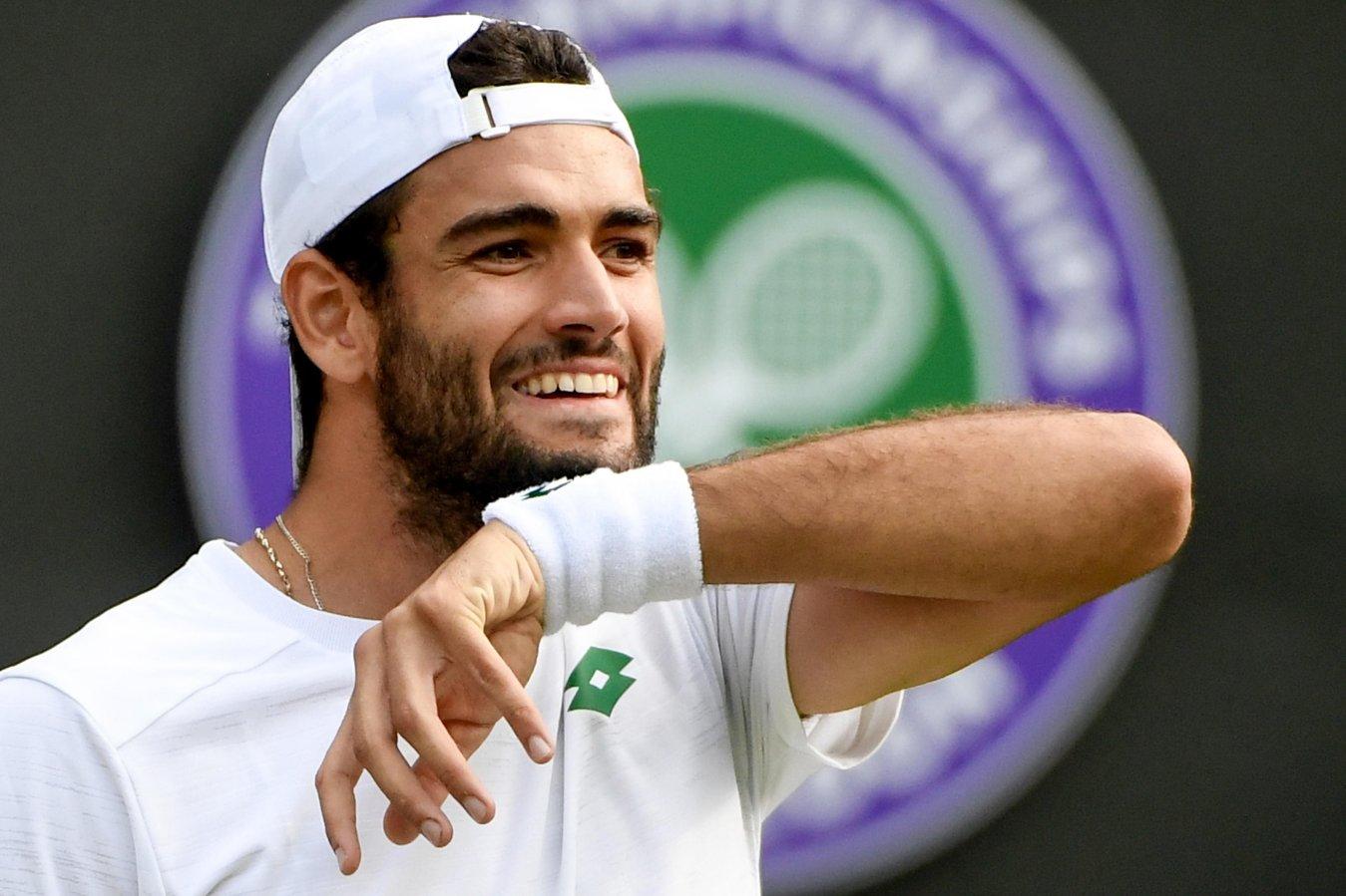 Tennis Wimbledon, Semifinale Berrettini (diretta Sky Sport Tennis in 4K HDR)