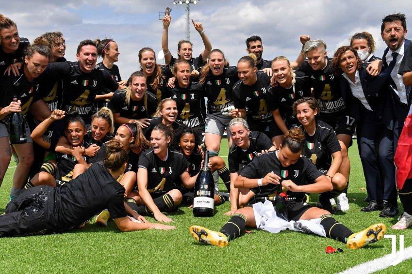La7, un match Serie A di calcio femminile in chiaro per i prossimi due anni