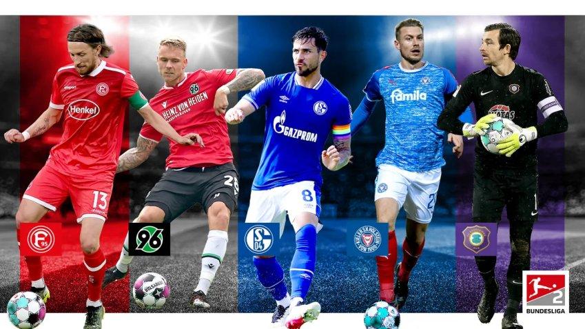 Torna il calcio internazionale, su Sky e NOW la 1a giornata di Zweite Liga