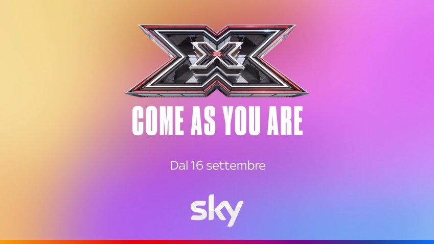 X Factor, al via dal 16 settembre su Sky e NOW accoglie i nuovi talenti