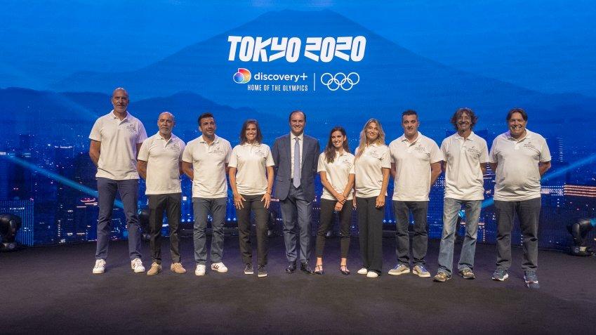 Araimo: «Olimpiadi Tokyo su Discovery+ una anteprima tecnologica»