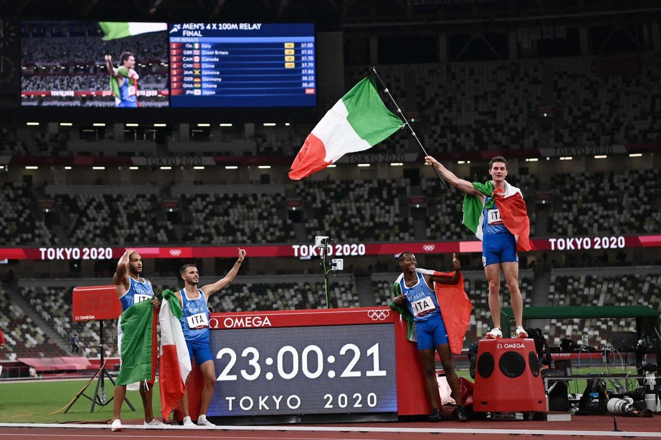Olimpiadi Tokyo Day 15, Diretta Gare Sabato 7 Agosto (Discovery+ e Rai2)