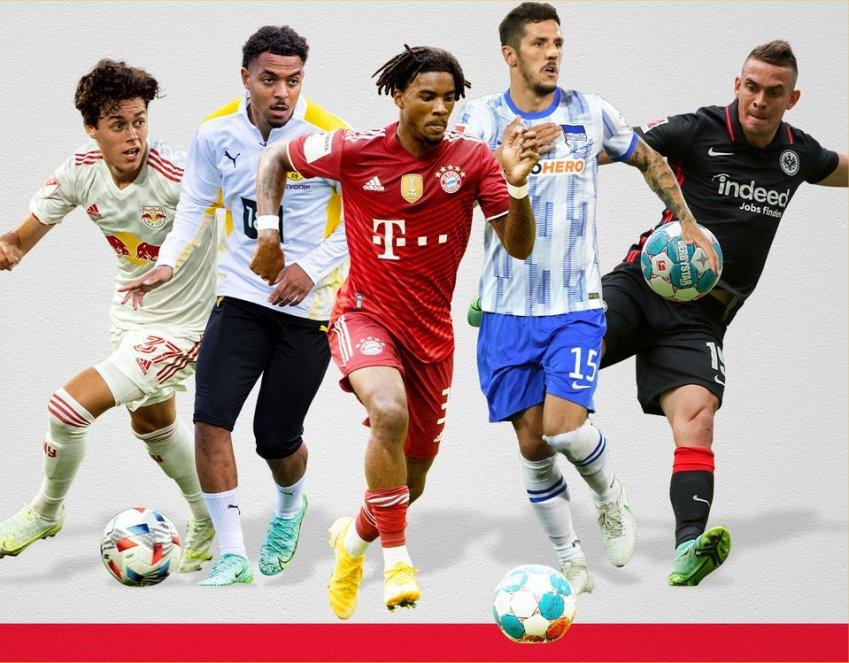 Calcio Estero, al via la Bundesliga su Sky Sport e NOW