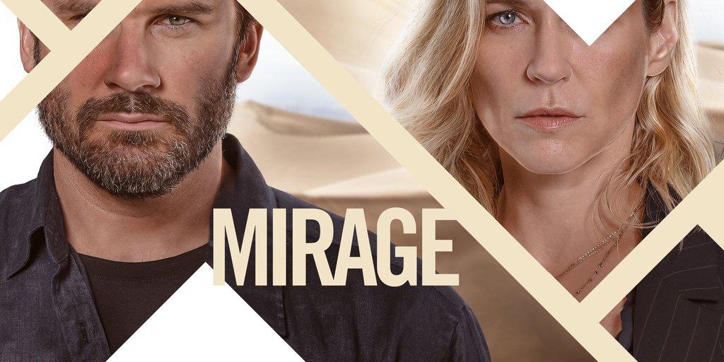 Mirage, su Sky Serie e NOW una adrenalinica spy story ambientata ad Abu Dhabi