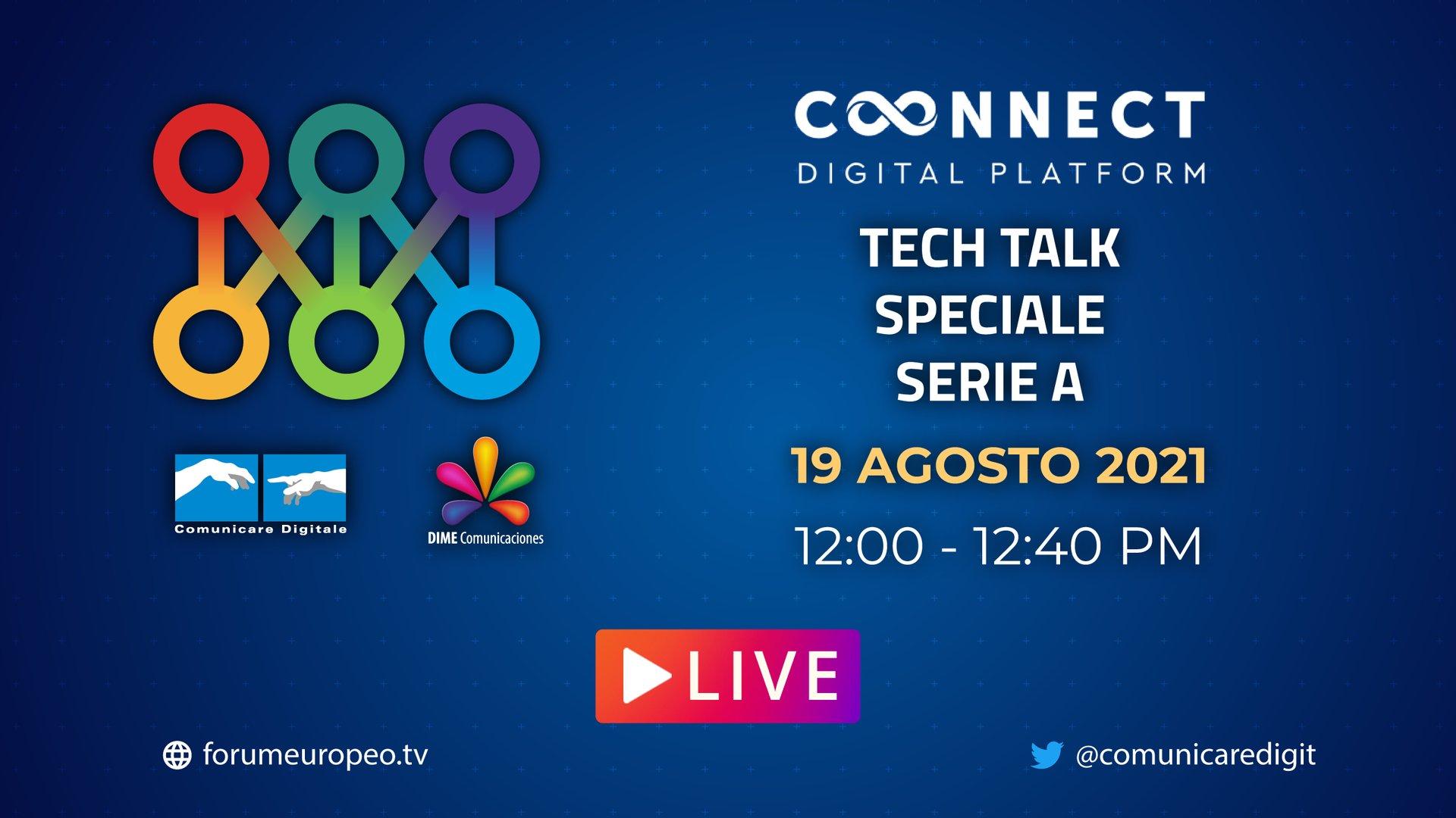 LIVE | Speciale Serie A 2021/22 Tech Talk (diretta streaming Digital-News.it)