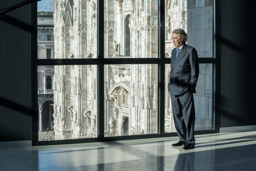 Simpatico, nuova docu-serie DAZN Originals dedicata all'Inter di Massimo Moratti
