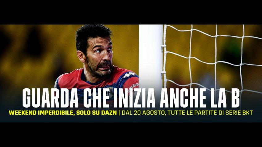 DAZN Serie B 2021/22 1a Giornata, Palinsesto Telecronisti (20 - 22 Agosto)