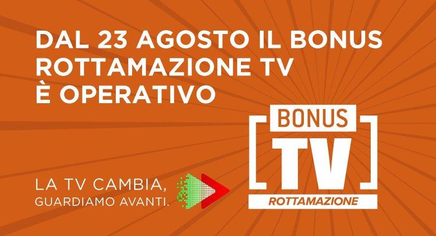 Parte oggi bonus rottamazione tv, sconto 20% fino ad un massimo di 100 euro