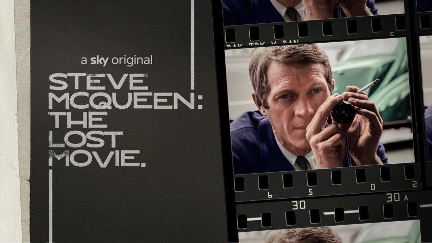 Steve McQueen - Il film perduto, su Sky il docu-film sul progetto mai nato