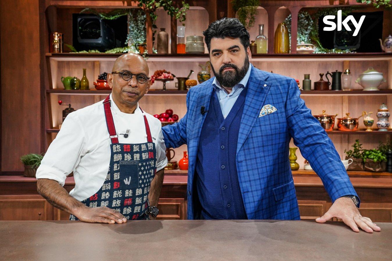 Antonino Chef Academy 3a edizione, da stasera su Sky e streaming NOW