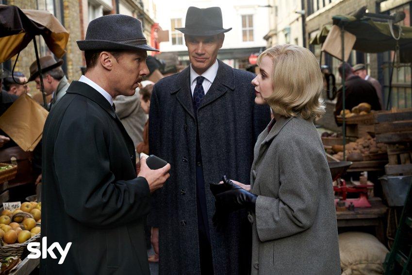 L'ombra delle spie – in prima tv su Sky Cinema Uno e in streaming su NOW