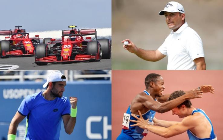 Grande weekend di eventi su Sky con 12 sport e oltre 50 ore di diretta