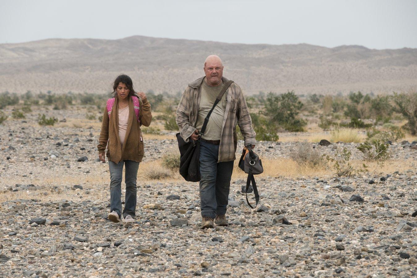 Coyote, su Sky Investigation action drama tra il Messico e gli Stati Uniti
