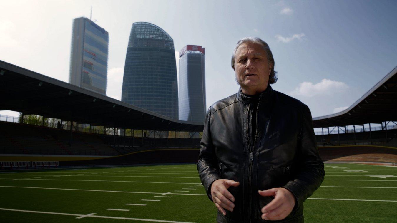Sogni di gloria – Racconti di sport con Giorgio Porrà su Sky Arte (e Sky Sport)