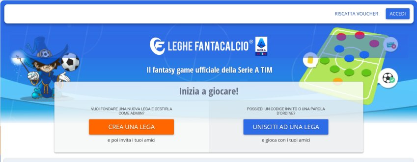 TimVision regala accesso Premium a Leghe Fantacalcio Serie A TIM