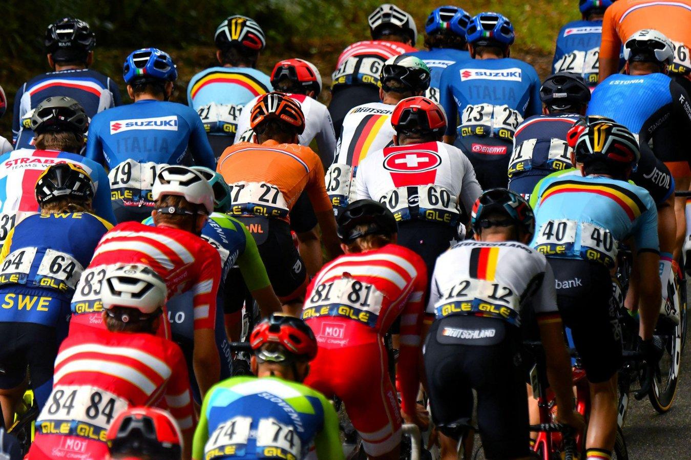 Campionati Europei Ciclismo su strada 2021, diretta integrale Discovery+