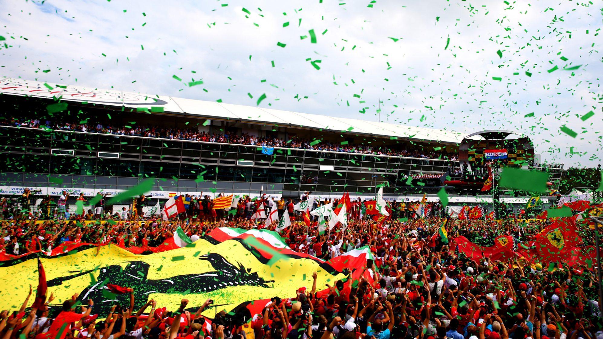 Sky Sport - Weekend Motori in diretta con GP Italia (F1) e Aragon (MotoGP)