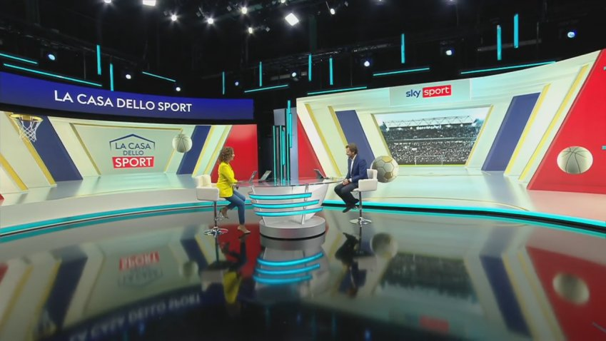 Sky Sport Serie A 2021/22 Diretta 3a Giornata, Palinsesto Telecronisti