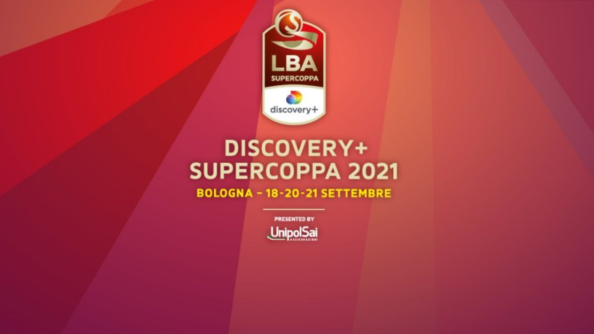 Basket, fase finale Supercoppa Discovery+ | Calendario e programmazione dirette tv