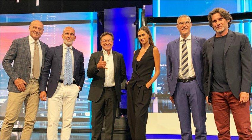Sky Sport Serie A 2021/22 Diretta 5a Giornata, Palinsesto Telecronisti NOW