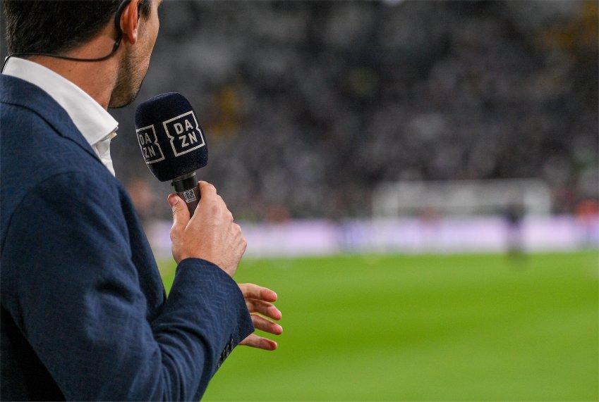 DAZN, gli ascolti Nielsen della 4a Giornata Serie A. 2,2 mln per Juventus-Milan
