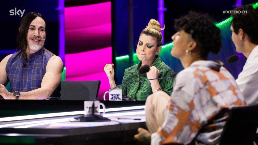 X Factor 2021, ascolti seconda parte Audition su Sky in linea con la scorsa stagione