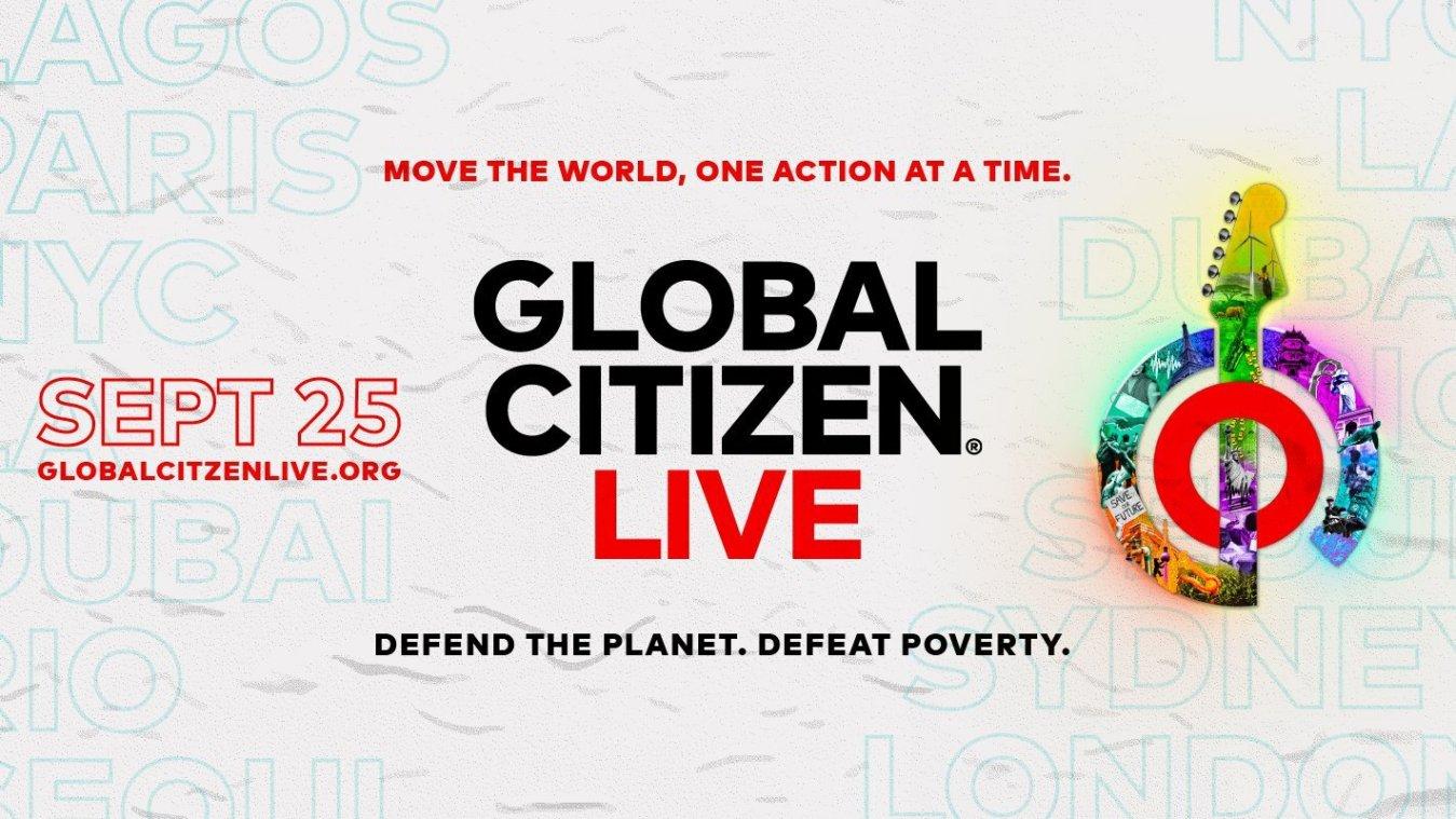 Global Citizen Live 2021, su Sky canale 109 e TV8 in diretta lo straordinario concerto