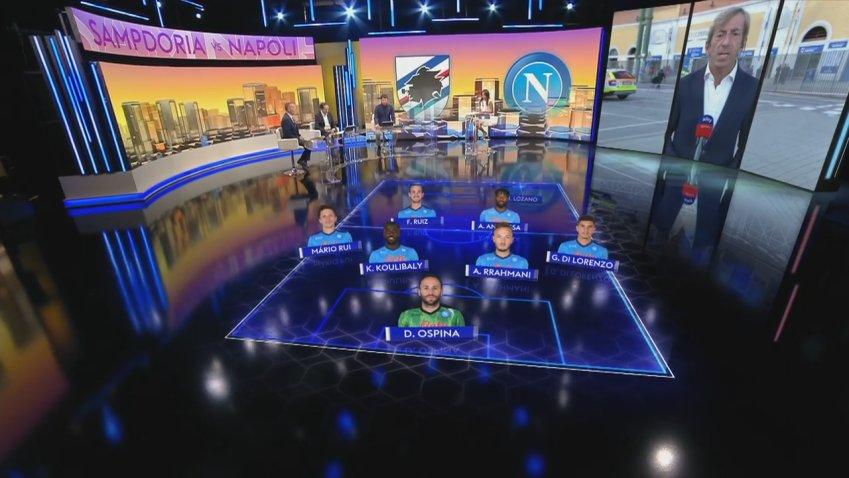 Sky Sport Serie A 2021/22 Diretta 6a Giornata, Palinsesto Telecronisti