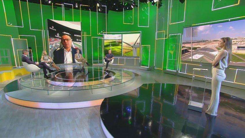 Sport e Ambiente, Uva e Domenicali ospiti del dibattito a Sky Sport