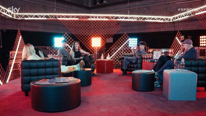 X Factor 2021, ascolti ultima parte Audition su Sky. Oltre 754 mila spettatori medi