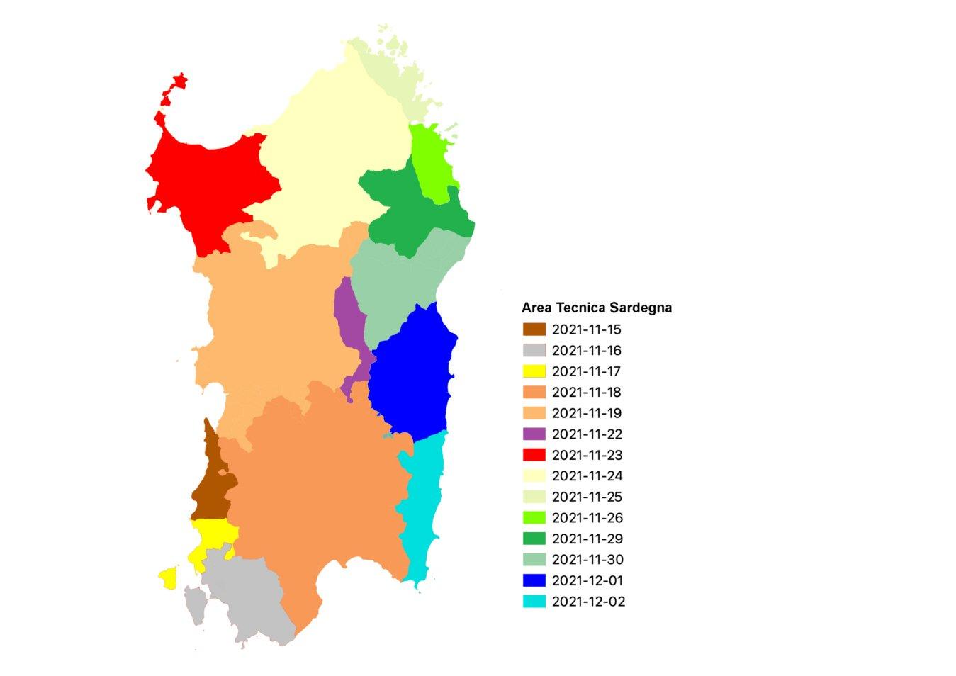 Rilascio frequenze Banda 700, la nuova Road Map parte dalla Sardegna