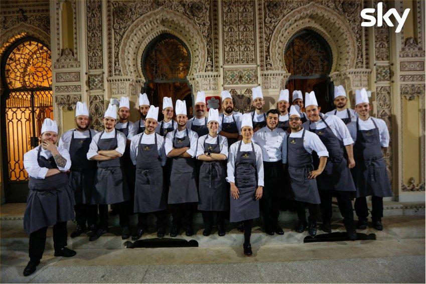 Antonino Chef Academy - Finale su Sky e NOW, chi conquisterà un posto a Villa Crespi?