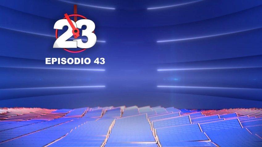 23, torna approfondimento giornalistico sportivo di Sky Sport 24