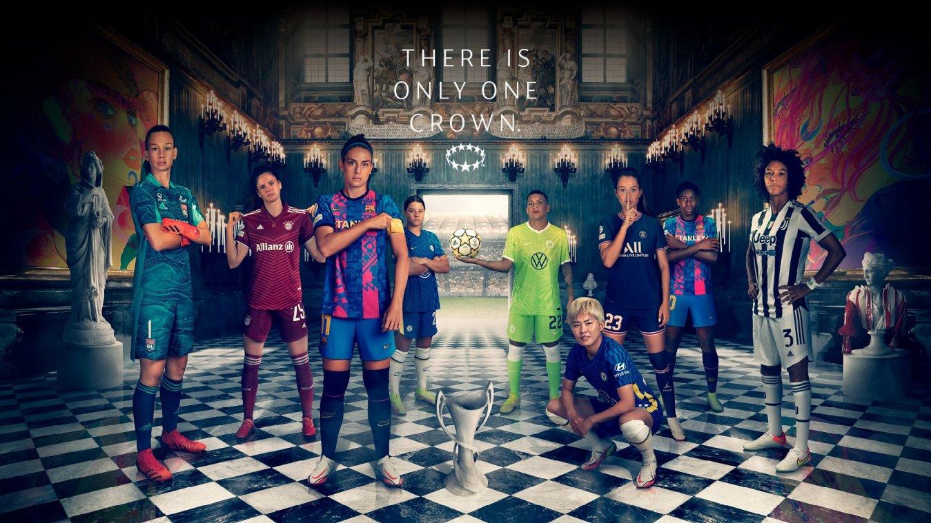 UEFA Women's Champions League (con la Juventus) su DAZN e gratis su Youtube