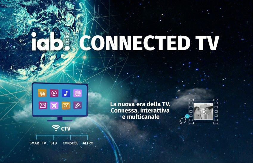 IAB Italia presenta lo stato dell'arte della Connected TV in Italia