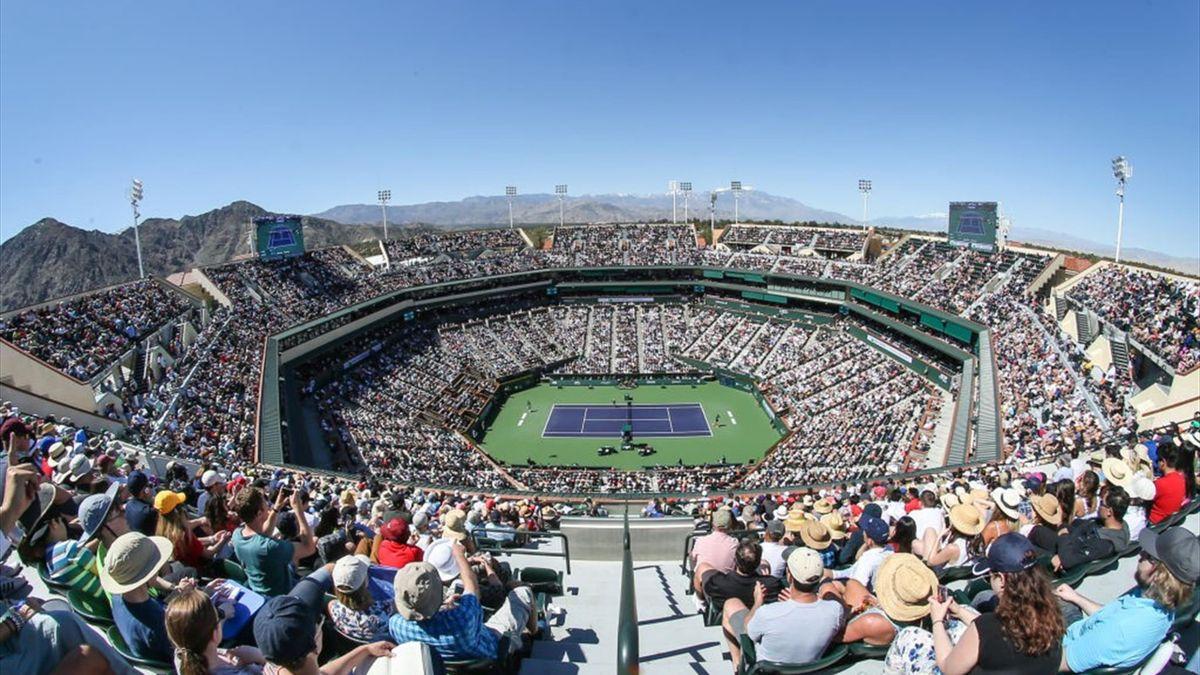Sky Sport - tennis: ATP Masters 1000 - torneo di Indian Wells (7-18 ottobre 2021)