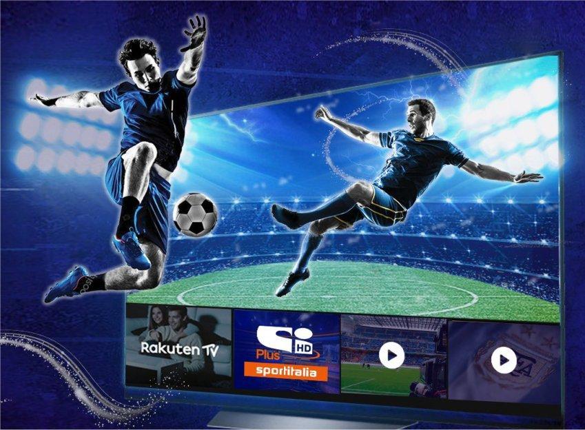 Sportitalia approda su Rakuten TV