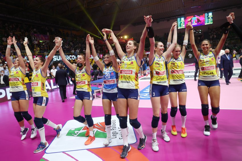 La Serie A1 Volley Femminile torna su Sky, esordio con Imoco Volley Conegliano