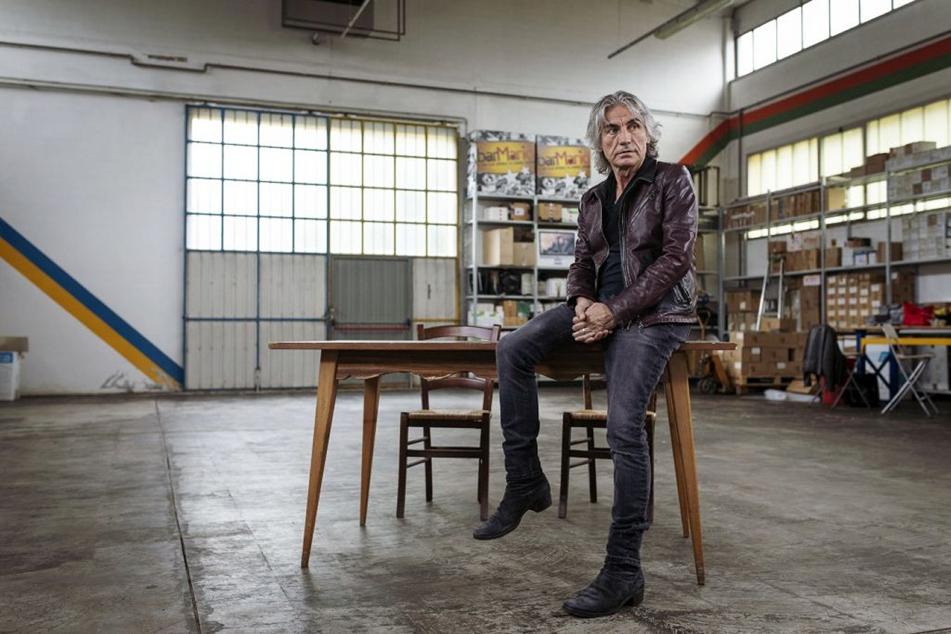 RaiPlay racconta la carriera di Luciano Ligabue con una serie tv