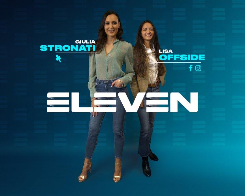 Giulia Stronati e Lisa Offside, le nuove brand ambassador Eleven Sports