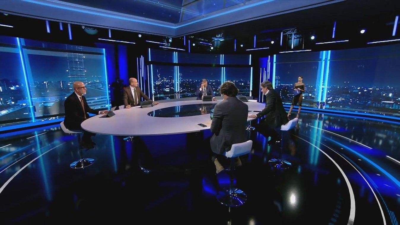 Sky Sport Serie A 2021/22 Diretta 9a Giornata, Palinsesto Telecronisti