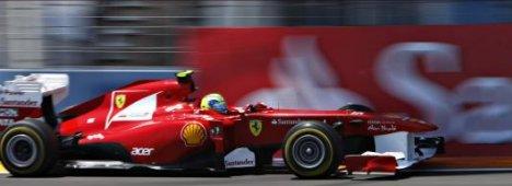 Formula 1 2011 - il weekend del GP di Valencia sulla Rai (anche in HD)