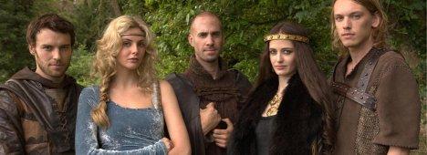 Joi: in anteprima assoluta ''Camelot'', ogni giovedì sera la saga di Re Artù