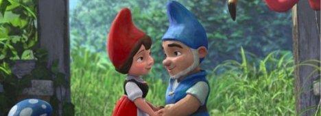 Gnomeo e Giulietta in prima tv su Sky Cinema 1 HD e su Sky 3D