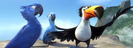 Su SKY Cinema oggi è il ''Rio Day'' con ''L'era glaciale 3'' visibile anche in 3D