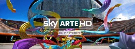 Novità digitali -  Sky Arte HD, si accende stasera alle 21 sui canali 130 e 400