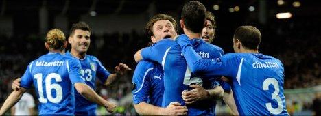 Ucraina - Italia (diretta tv ore 20.45 Rai 1) e i match per Euro 2012