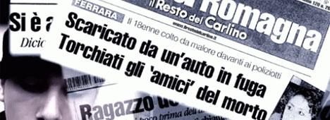 La controversa morte di Federico Aldrovandi in un documentario su Rai 3