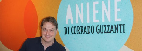 Corrado Guzzanti con ''Aniene'' per la prima volta in chiaro su Cielo